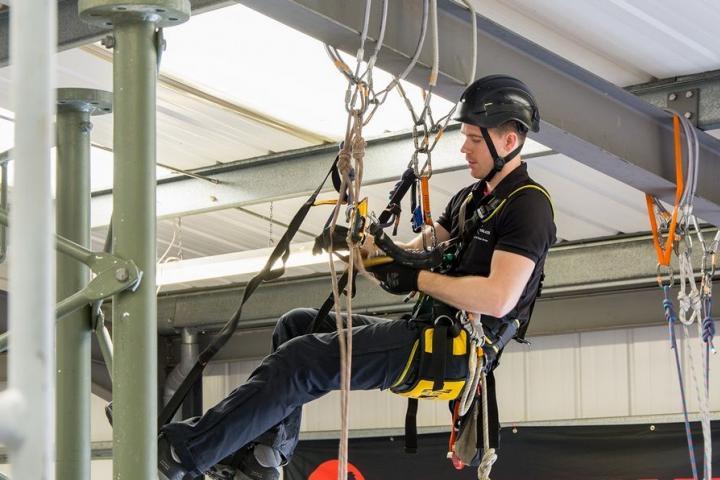 Обучение лиц, ответственных за организацию и безопасное проведение работ на высоте