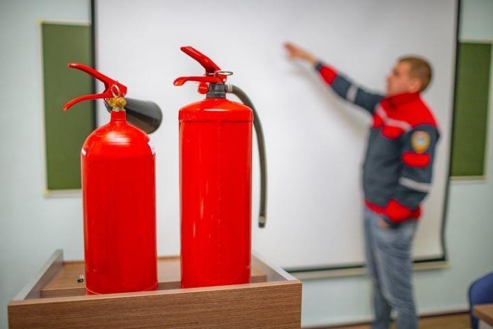 Обучение (ПТМ) руководителей и лиц, ответств. за пожарную безопасность пожароопасных производств