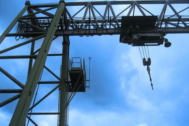 Б.9.31. Эксплуатация опасных производственных объектов, на которых применяются подъемные сооружения, предназначенные для подъема и перемещения грузов