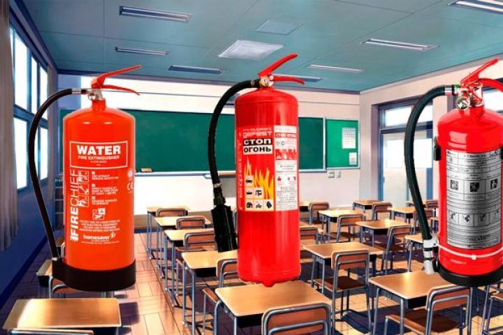 ПТМ для ответственных за пожарную безопасность дошкольных учреждений и общеобразовательных школ