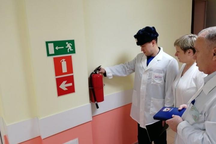 ПТМ для руководителей и ответственных лиц за пожарную безопасность лечебных учреждений